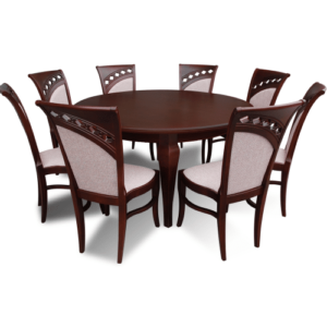 Zestawy z 8 krzesłami